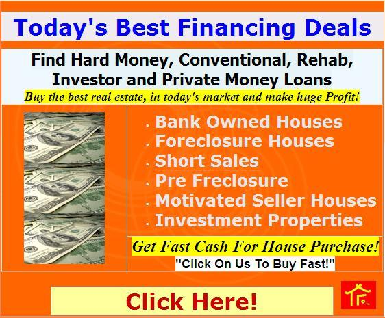 hard money loand private money loand real estate financing