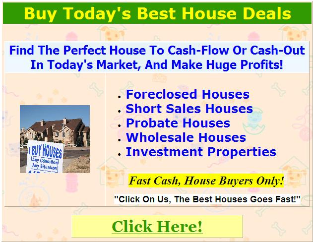 sign up for the best house deals