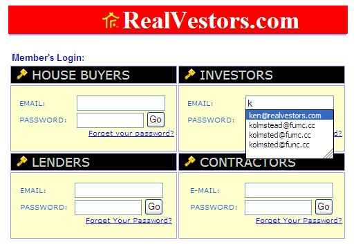 Cash House Buyers List