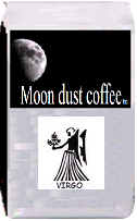 Moon dust coffee for Virgo. Costa Rican Tarrazu. This full-bodied coffee is delightfully smooth with a sweet, fruited aroma. In flavor, subtle chocolate nuances pair beautifully with notes of sweet citrus. The cup distinctly brightens toward the finish with a sweetly dry, lemon-like citrus nuance that pleasantly lingers.